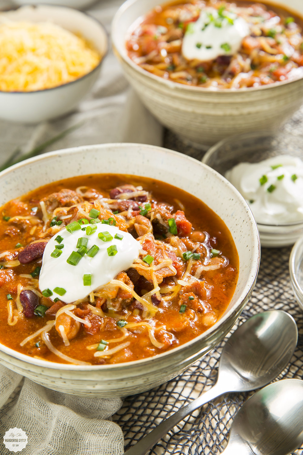 Amazing Chili Recipe! #PickedAtPeak
