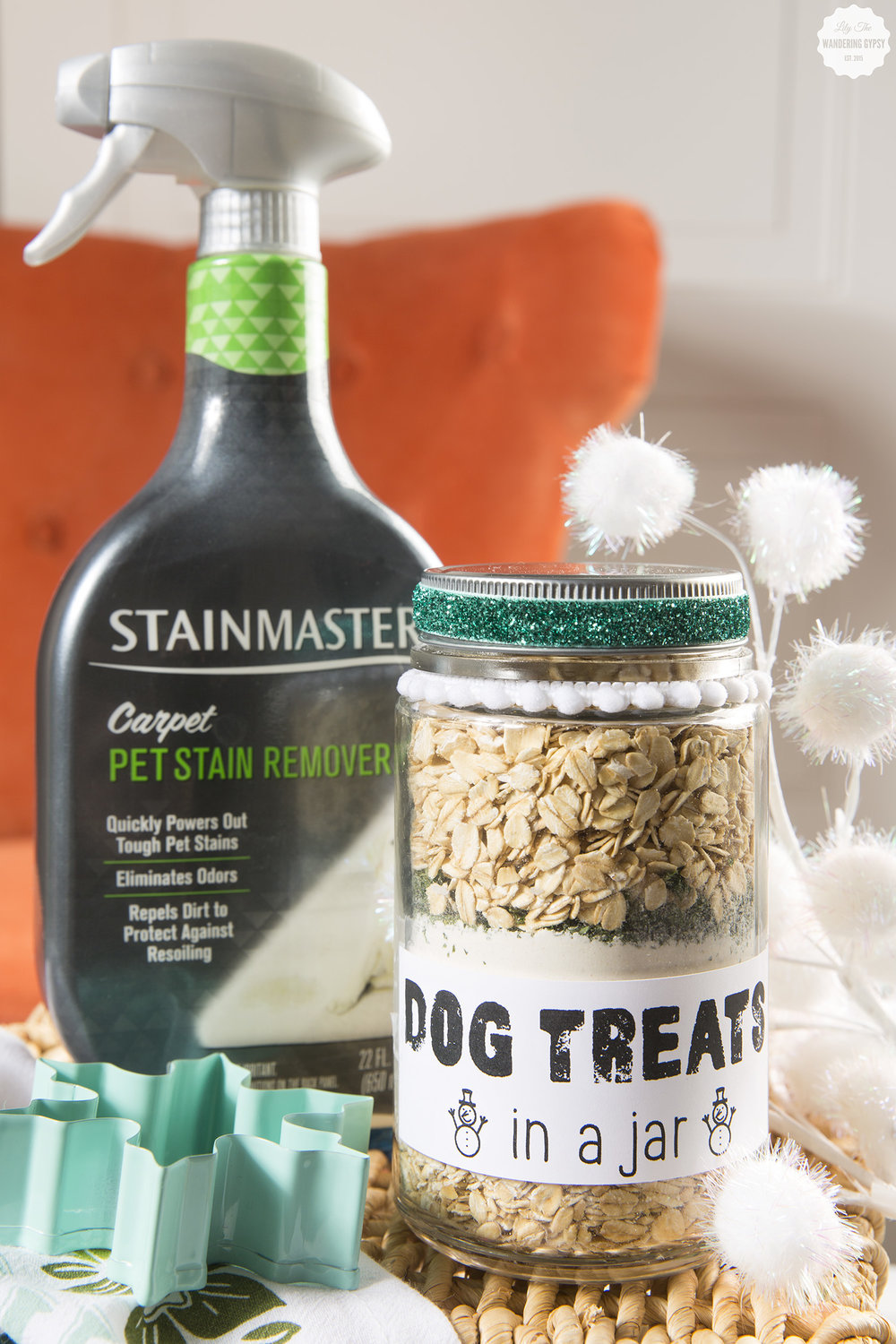 Awesome dog treat recipe