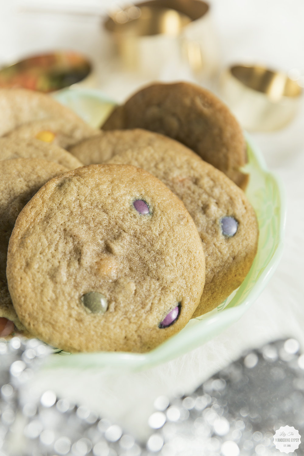 Organic Cookie Recipe
