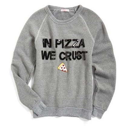 Pizza Crewneck