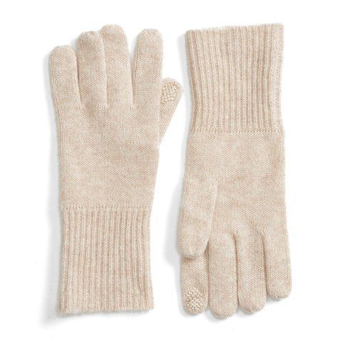 Ivory Colored Gloves