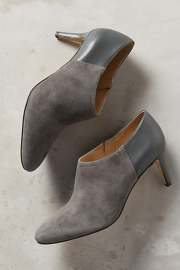 Miss Albright Gertrude Street Booties