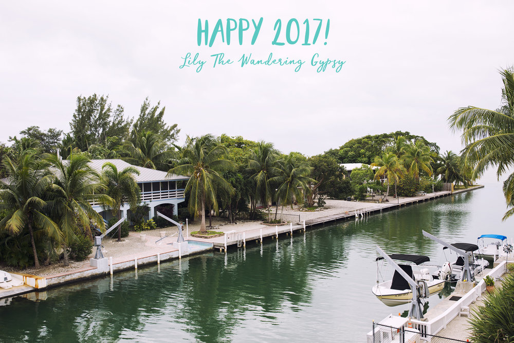 Happy 2017 From The Florida Keys!