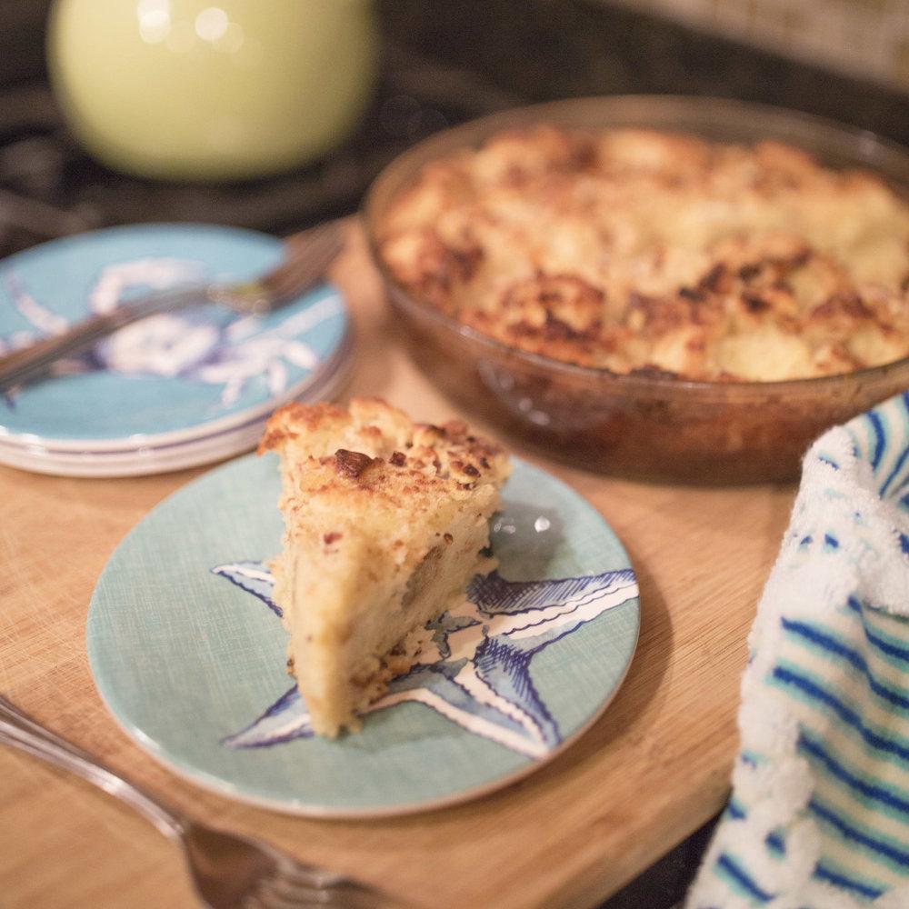 Tasty Bread Pudding Recipe