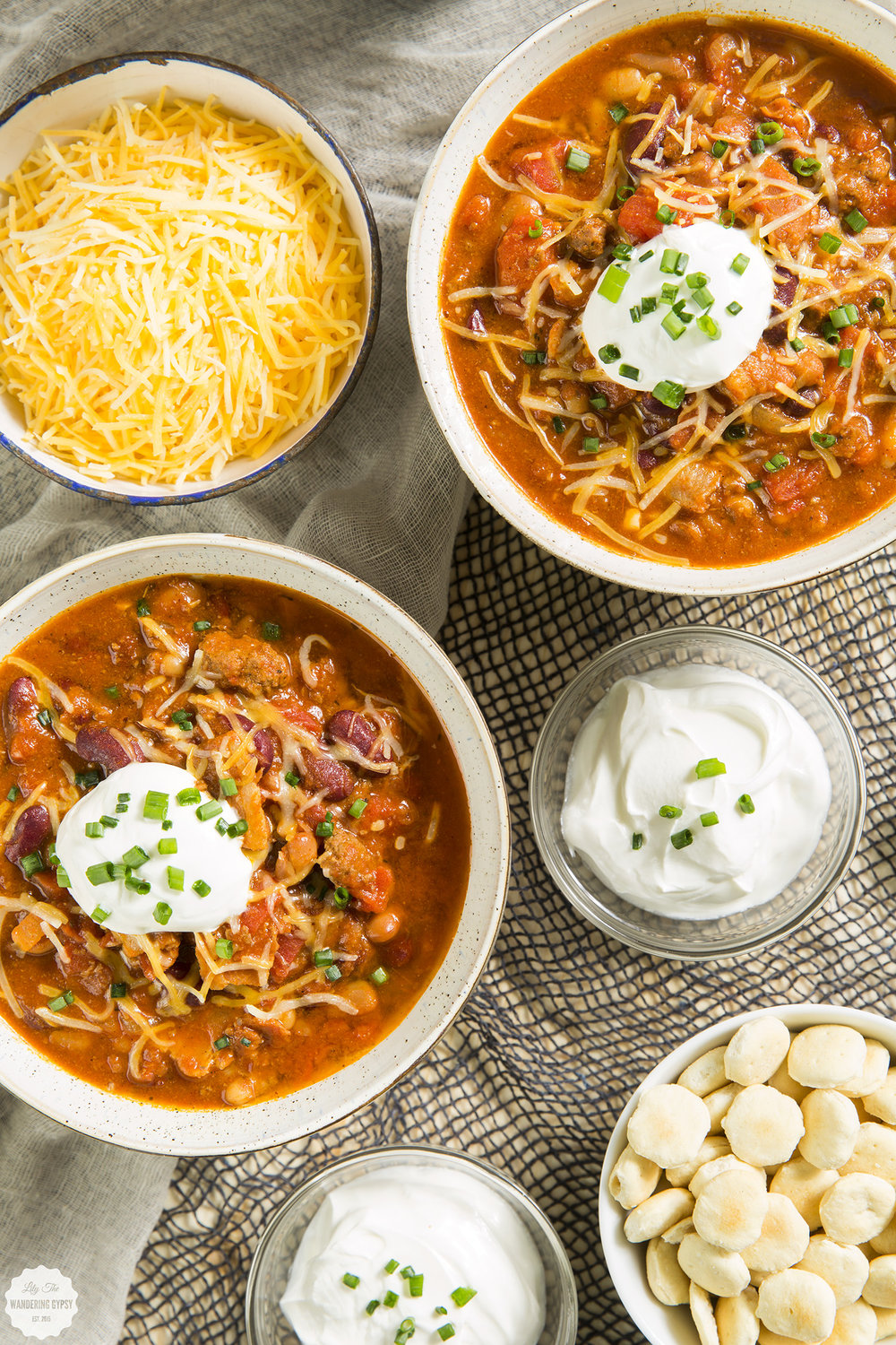 Learn more about this amazing chili recipe, using one special ingredient.