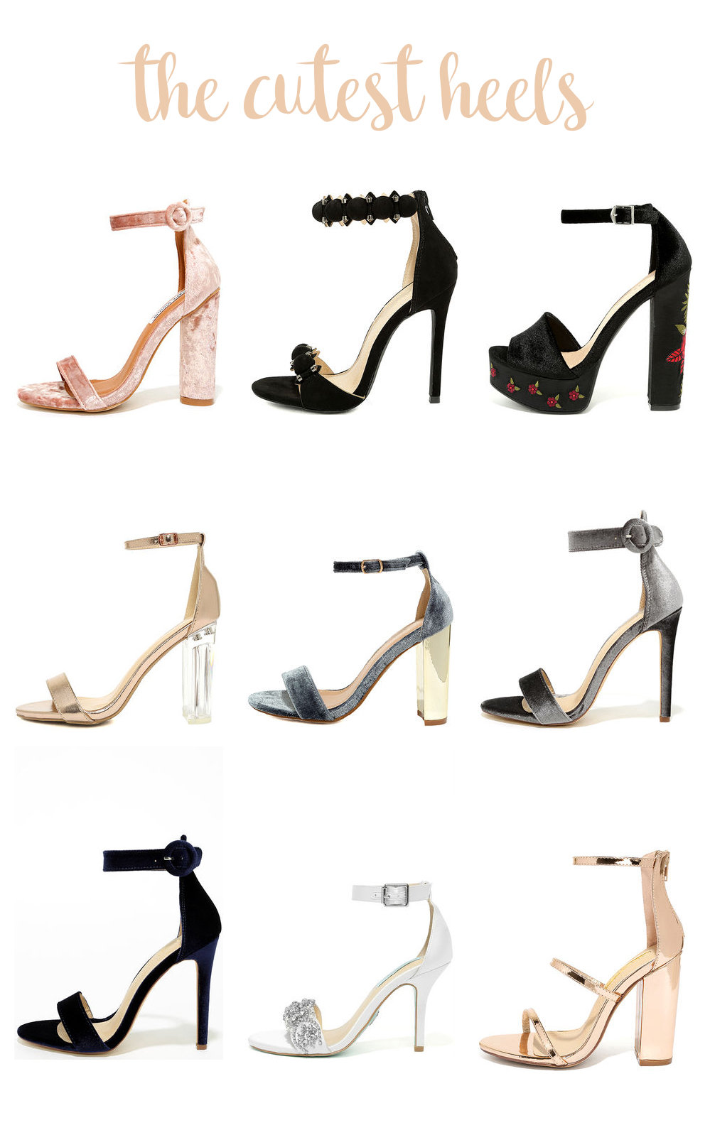The Cutest Heels