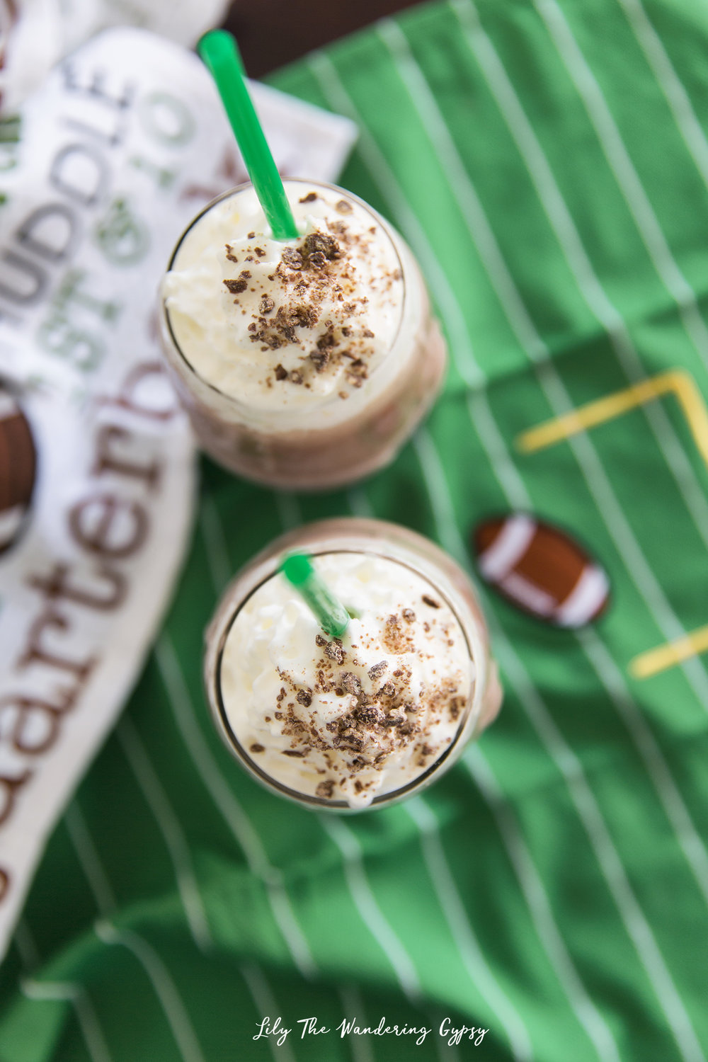 Game Day Milkshake Recipe