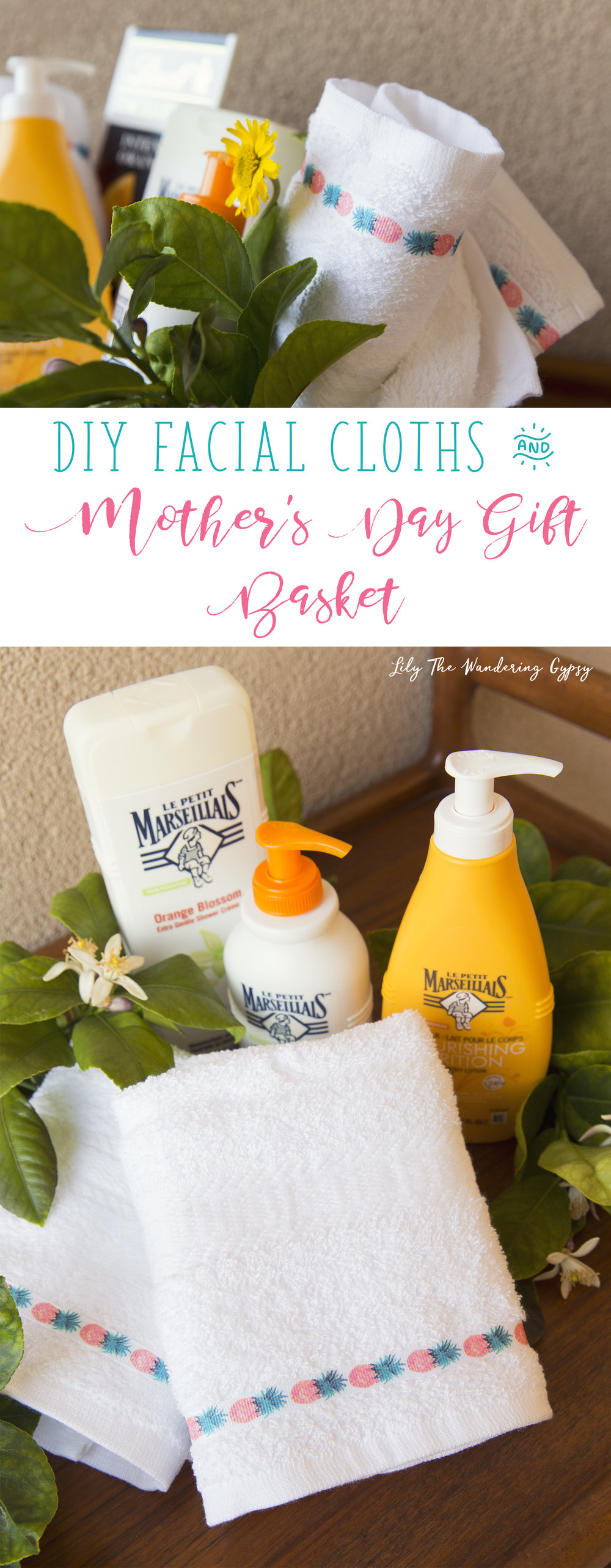 #SoFreshSoFrench - Mother's Day Gift Basket DIY