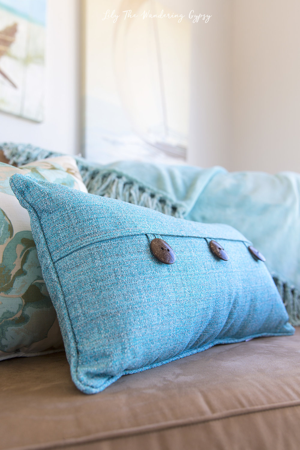 Refresh Your Space With Turquoise