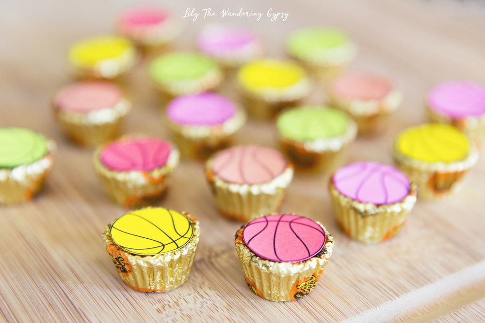 Basketball Party Decor Ideas + Recipes