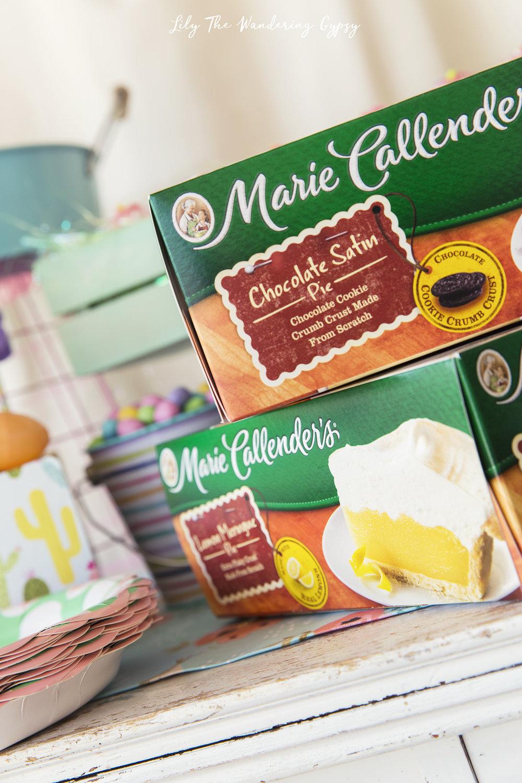 #SweetenYourSpring with Marie Callender's® Cream Pies from Walmart