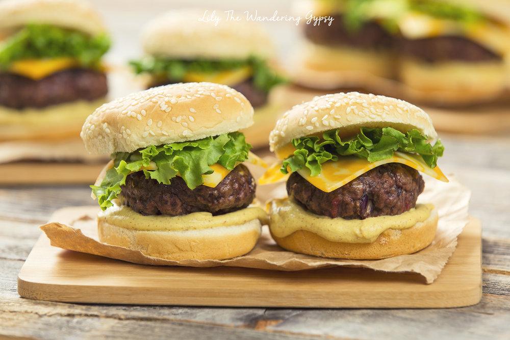 Delicious Slider Burgers