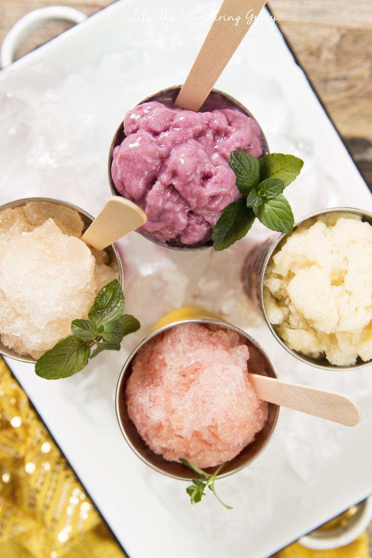 Delicious Frozen Drink Recipes (Cocktails or Mocktails)