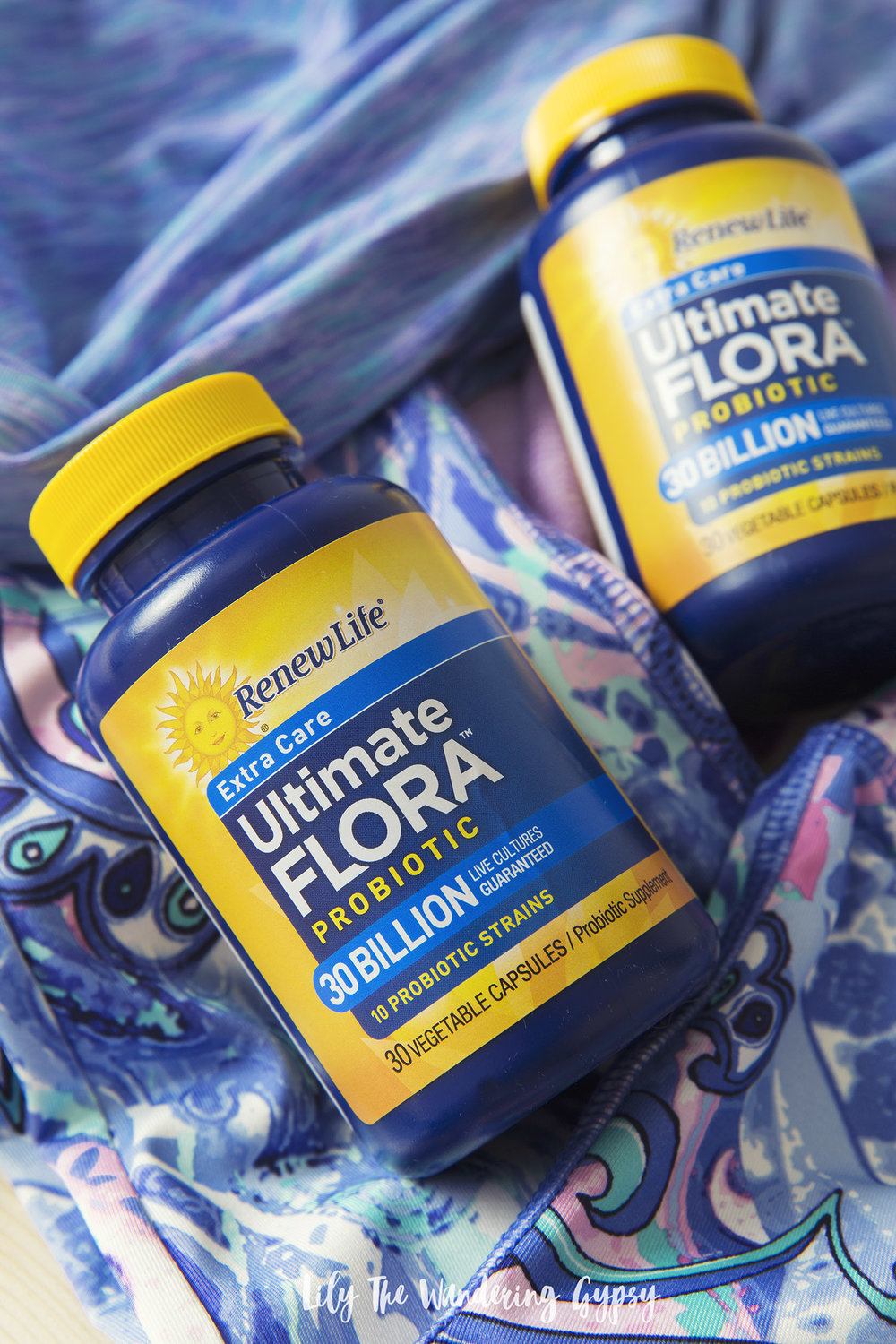 Renew Life® Ultimate Flora Probiotics