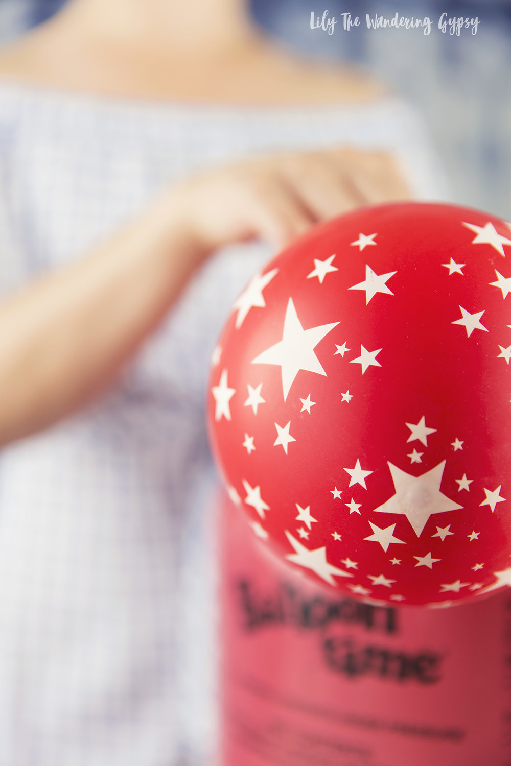 A Memorial Day Party With Balloon Time! Get These Cute ...