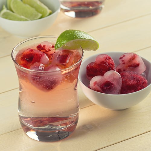 Raspberry Gin & Tonic - Get The Recipe