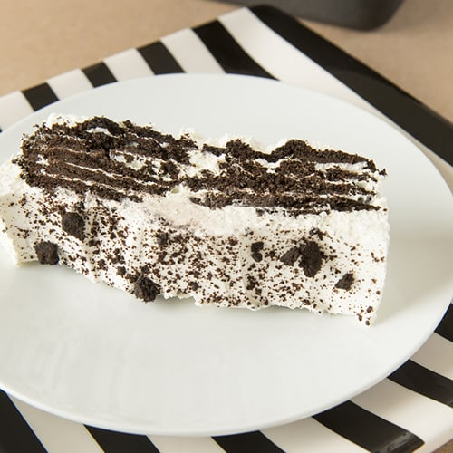 2 Ingredient Icebox Cake - Get The Recipe
