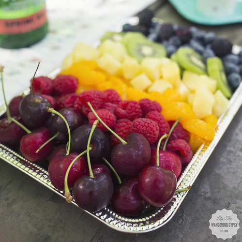Healthy Party Snacks - Get The Recipe