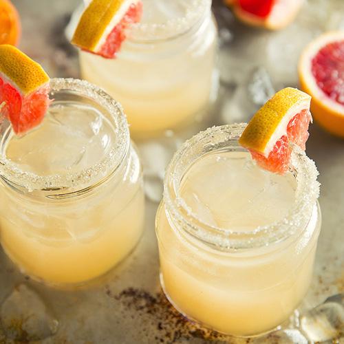 Refreshing Grapefruit Cocktails -Get The Recipe
