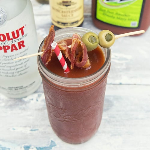 Ultimate Bloody Mary - Get The Recipe