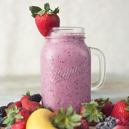 Organic Smoothie - Get The Recipe