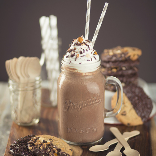 Coffee Nut Milkshake - Get The Recipe