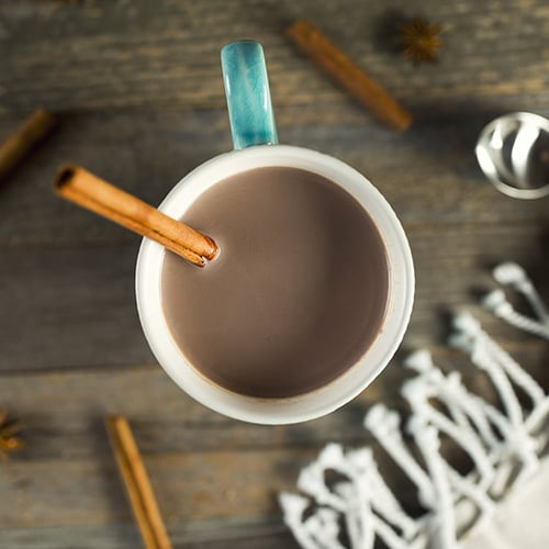 Hot Chocolate With Spices - Get The Recipe