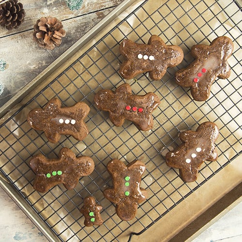Gingerbread Cookies - Get The Recipe
