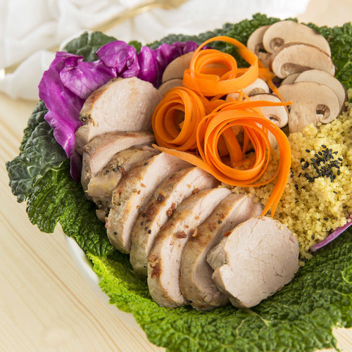 #RealFlavorRealFast - Nourishment Bowl