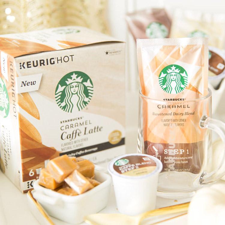 Caramel Caffe Latte