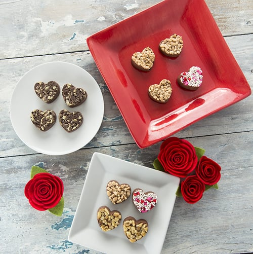 DIY Heart Candies - Get The Recipe