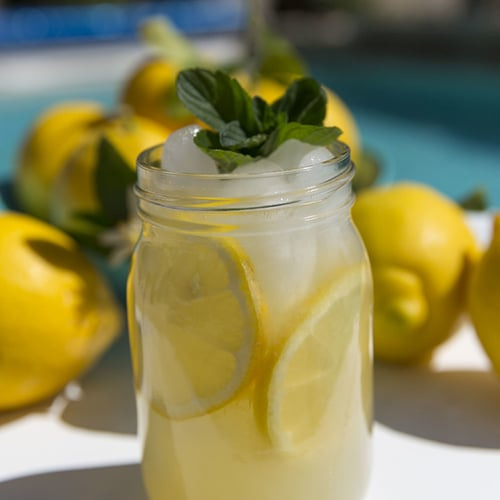 AZ Sunshine Lemonade - Get The Recipe