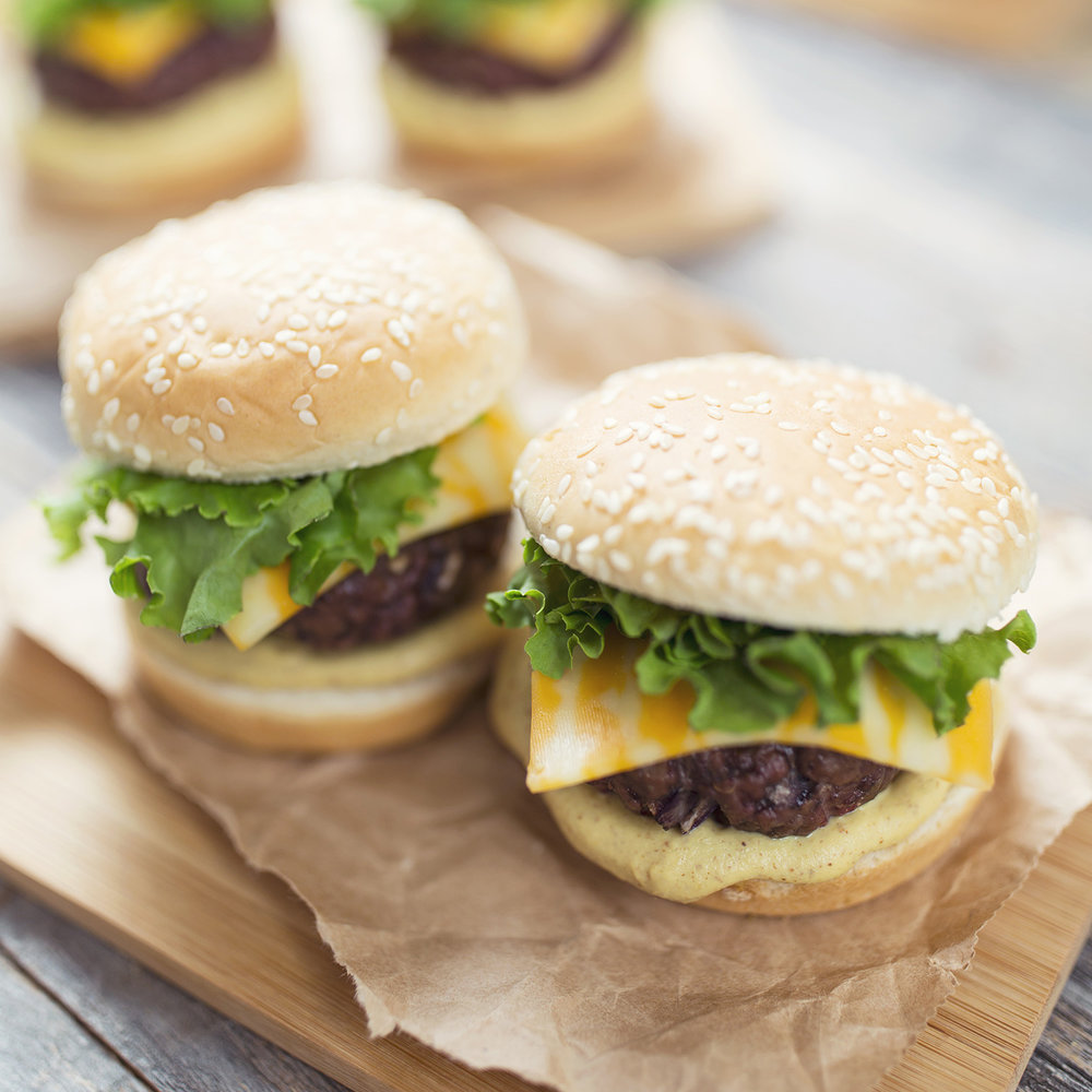 Grilled Sliders - Get The Recipe