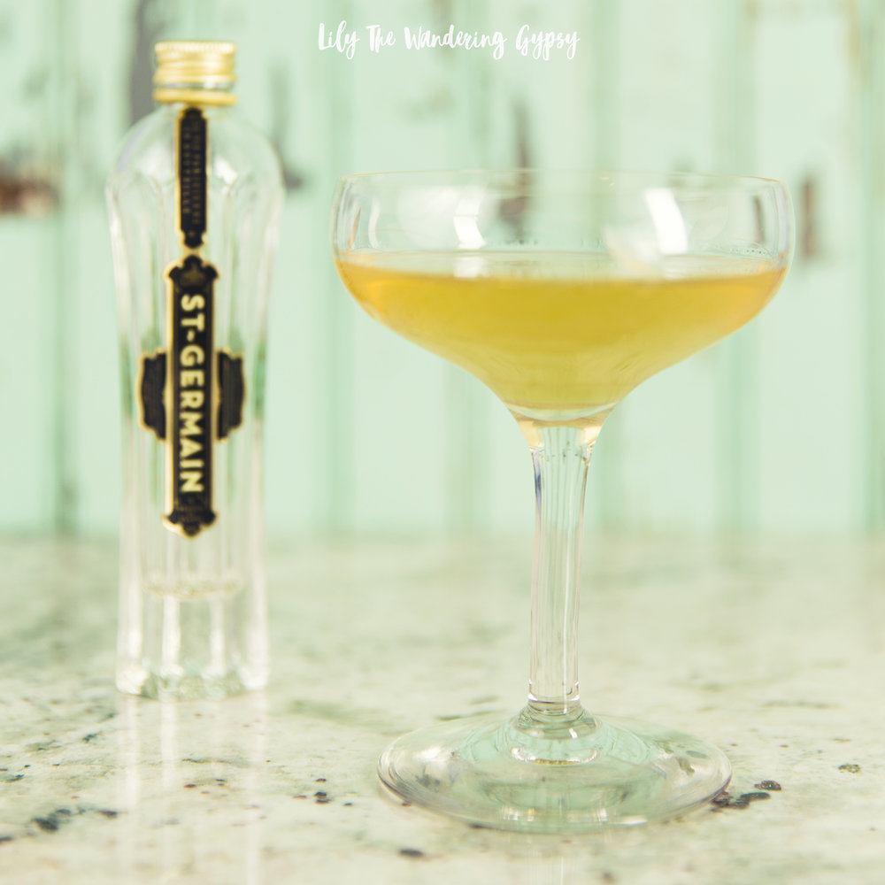 St. Germain Margarita - Get The Recipe