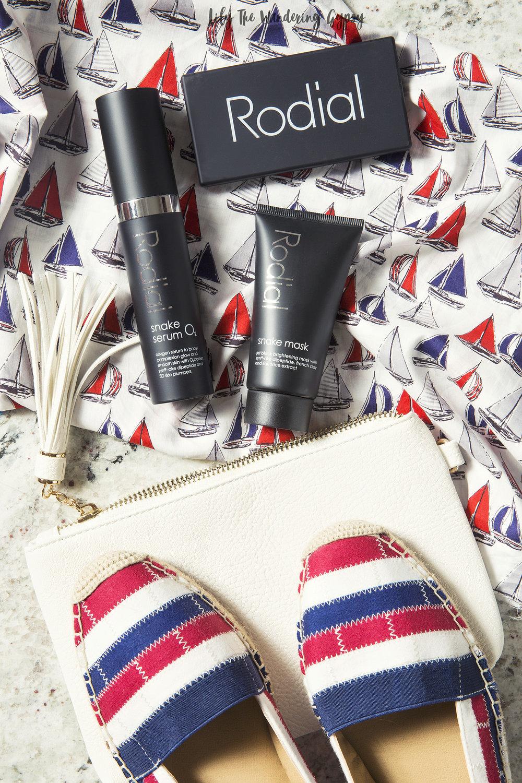 Luxury Summer Skincare