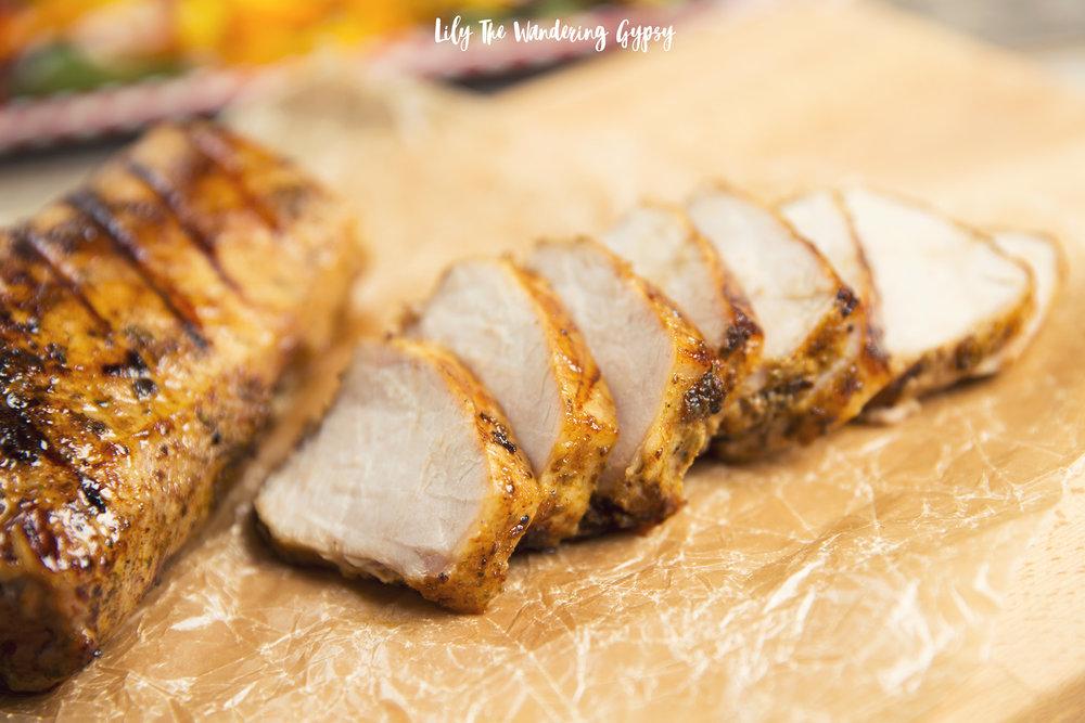 Delicious Grilled Pork Tenderloin Tacos Recipe