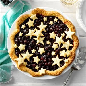 Star Studded Pie