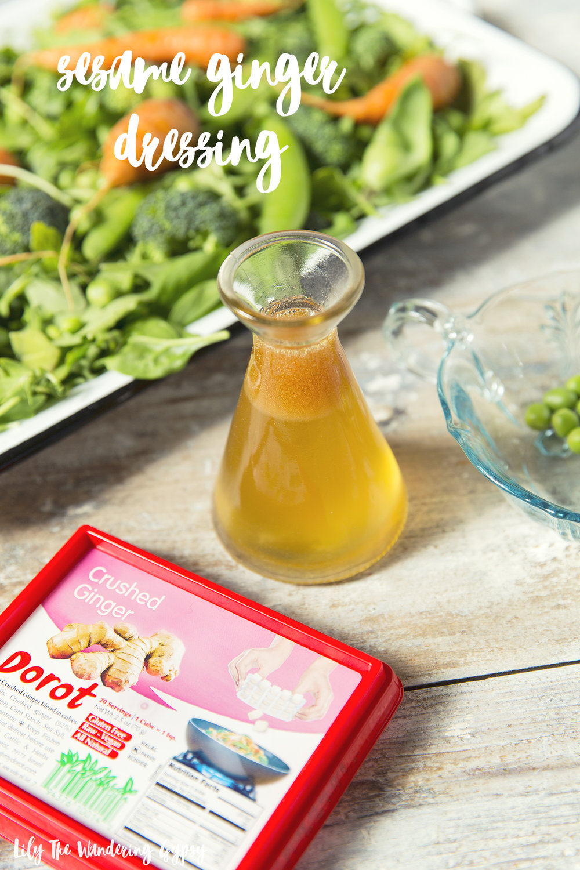 salad dressing recipe