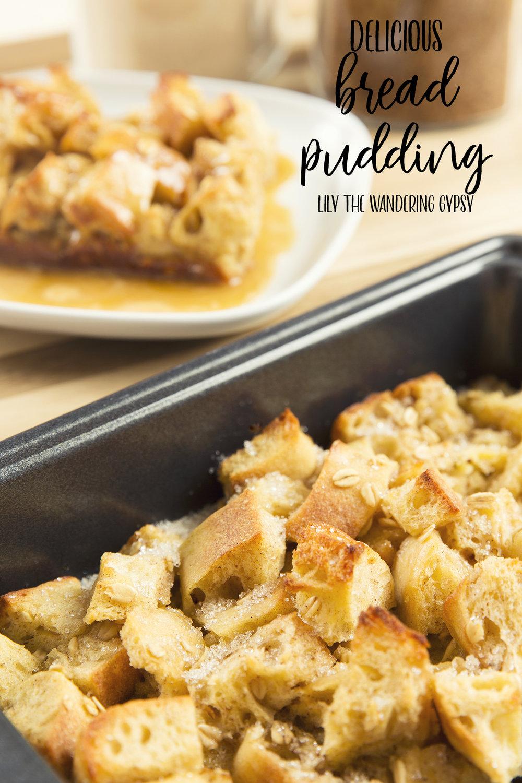 Delicious Bread Pudding Recipe