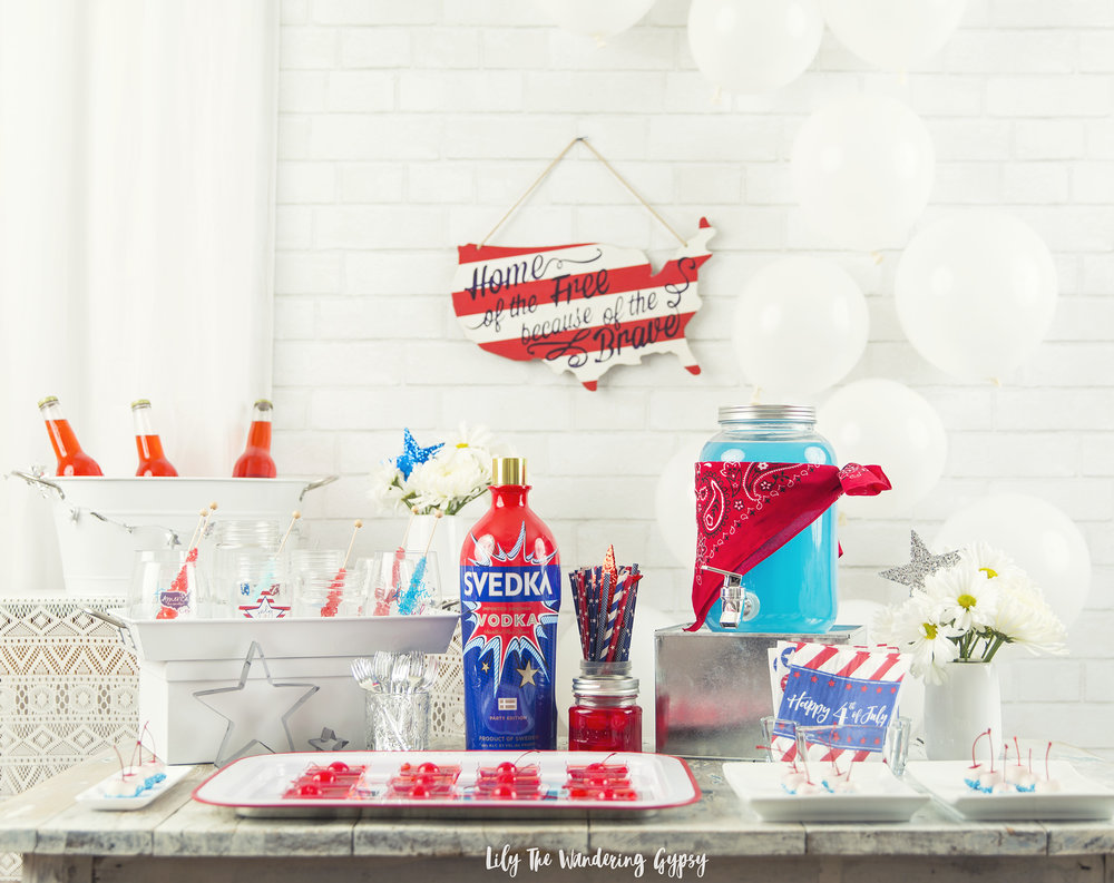 Cute Summer Party Ideas! #SVEDKASummer