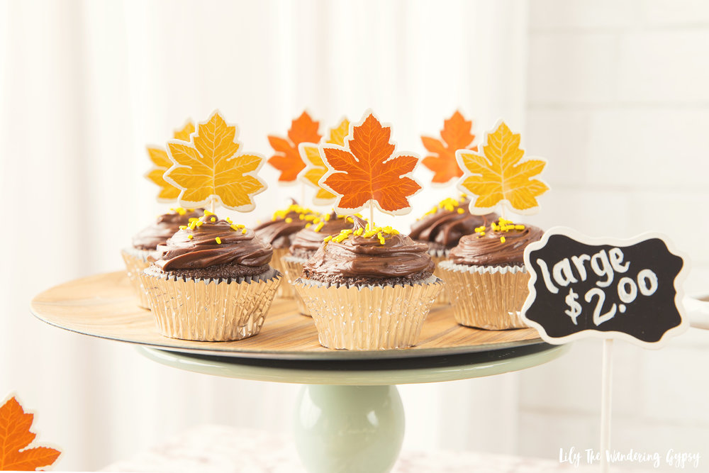 Raise Love #forRMHC - check out these adorable bake sale ideas!