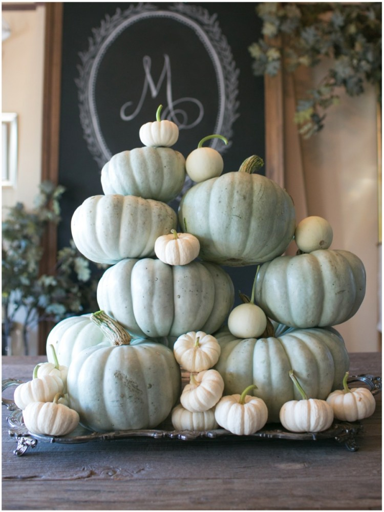 Mint Pumpkins