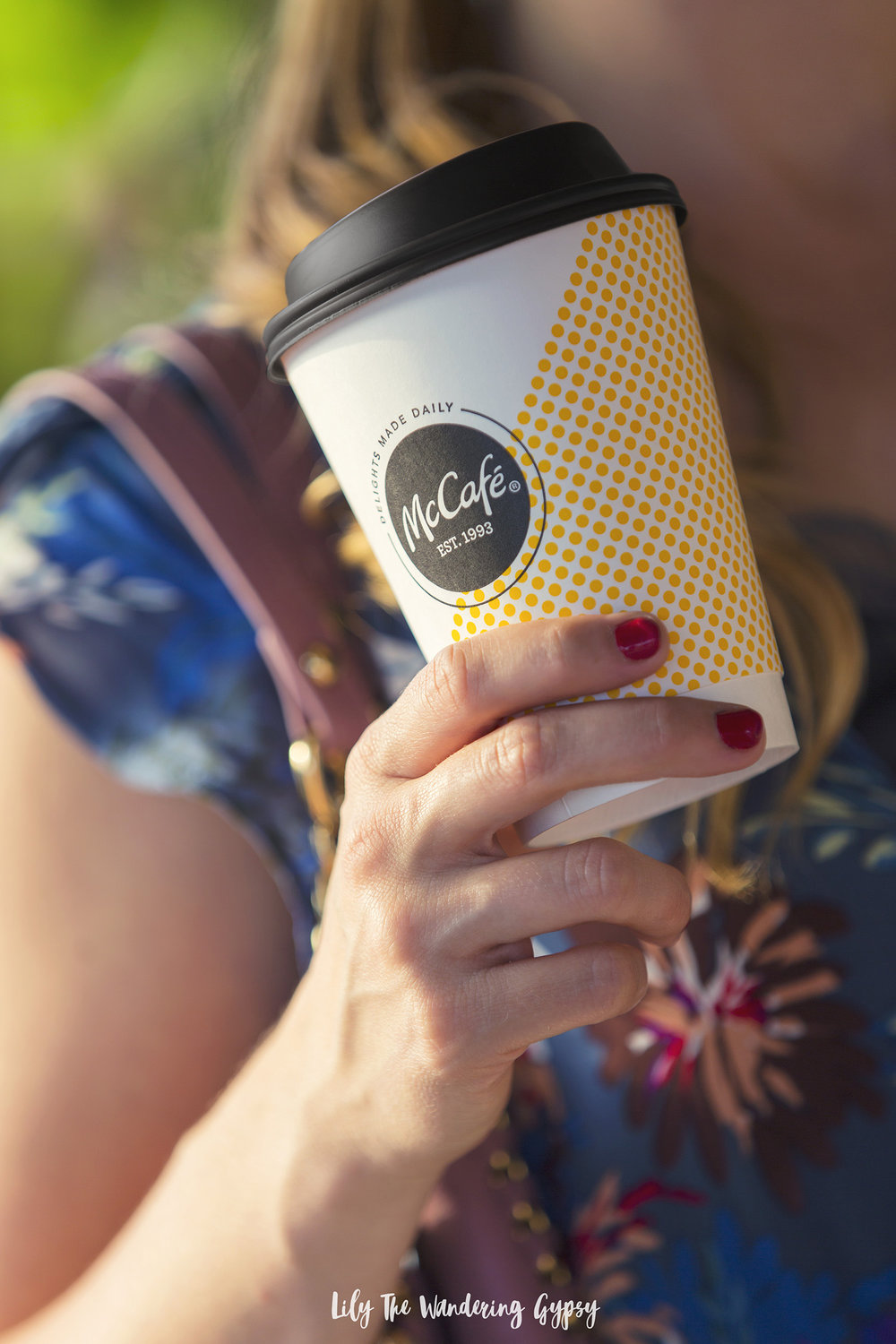 McCafé – A Great Way To Start A Fall Adventure #McCafe