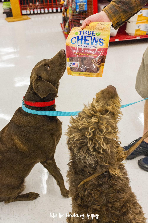 Petco + True Chews