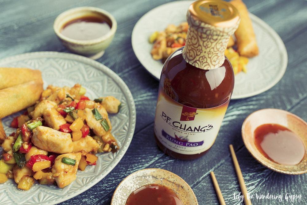 P.F. Chang's Kung Pao Chicken Recipe
