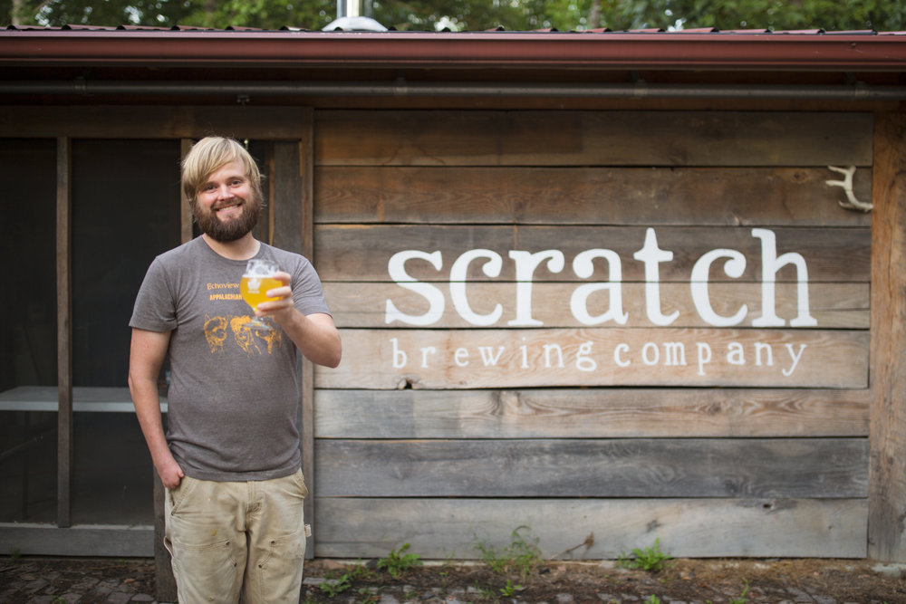 Farm Crawl Tour - Scratch Brewing