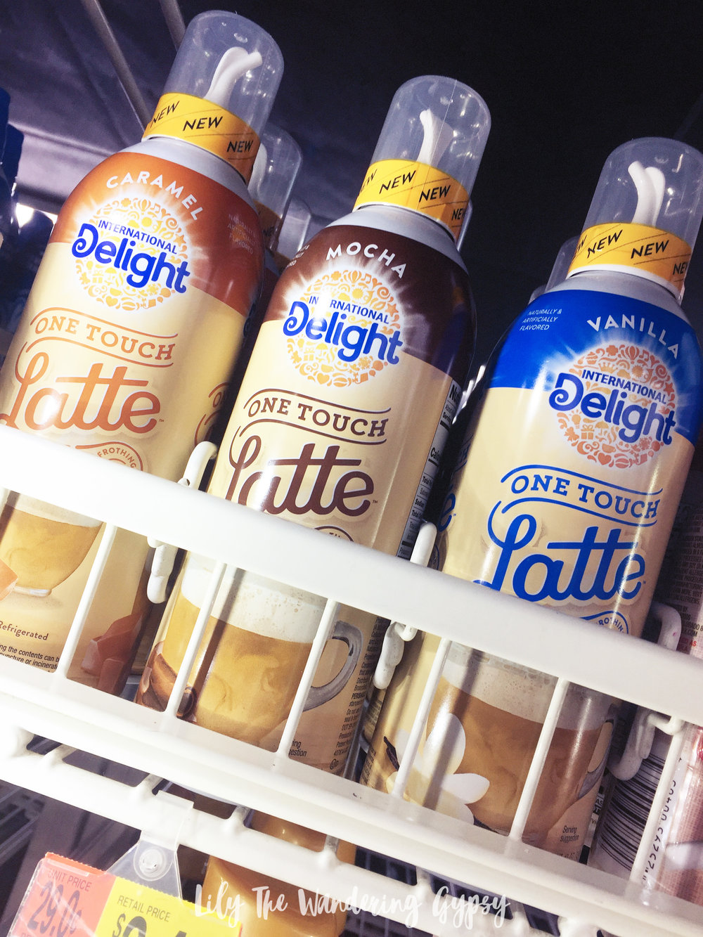 Find International Delight One Touch Lattes at Walmart