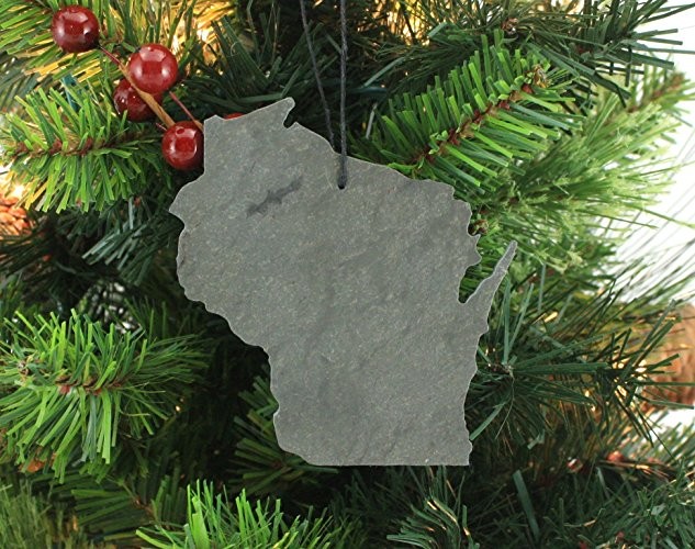 Custom State Outline Ornament