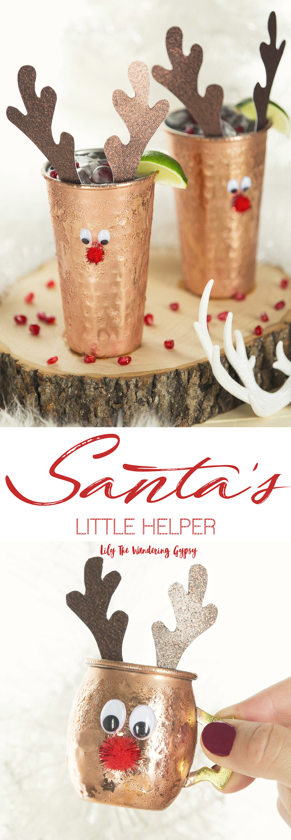 Santa's Little Helper Cocktail Recipe