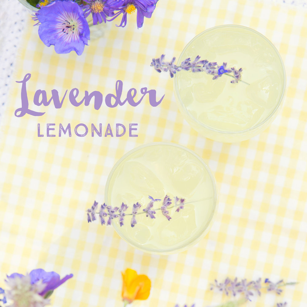 Lavender Lemonade - Bacardi Inspired   Sep 8, 2015